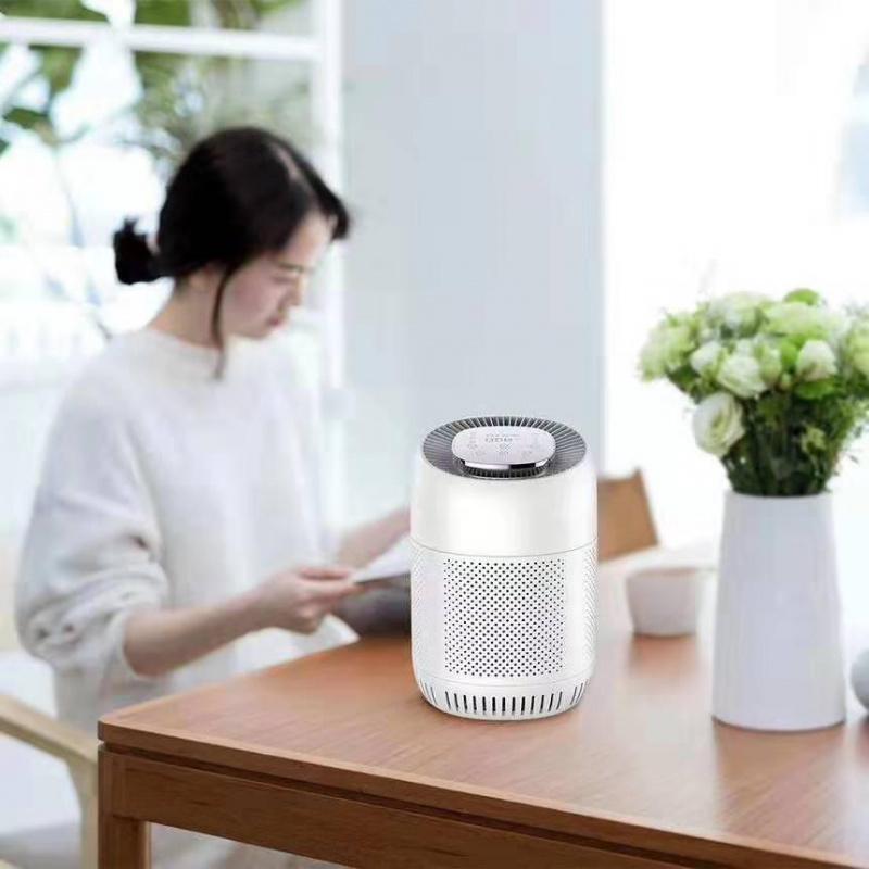 家用臥室空氣清新機