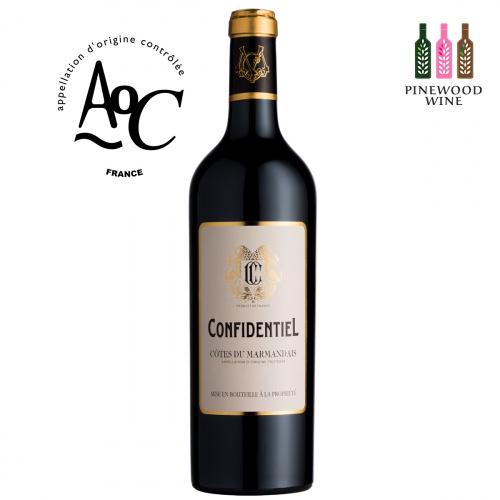 Confidentiel- AOC Côtes du Marmandais 2018 750ml