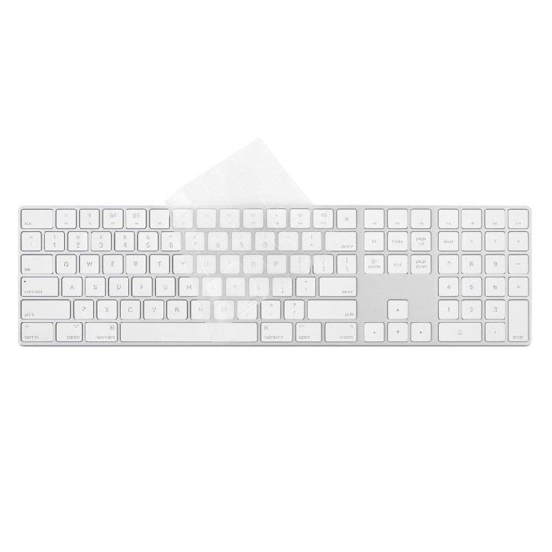 Moshi ClearGuard MK 超薄鍵盤保護膜 for Apple Magic Keyboard (with numeric keypad) 【行貨保養】