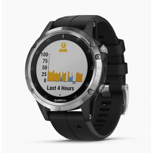 GARMIN Fenix 5 Plus GPS地圖 心率 運動手錶 [繁、簡體中文版]