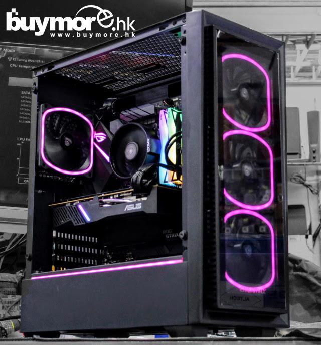 💡【Whatsapp:69696926查詢遊戲組合】 AMD Ryzen 5 3600處理器 【主機板】 【AMD B450】MSI B450M MORTAR MAX 主板 ADATA XPG SPECTRIX D60G 16G RGB 3200記憶體 Crucial MX500 500G SSD ASUS DUAL RX5700 O8G EVO 顯卡 ENERMA