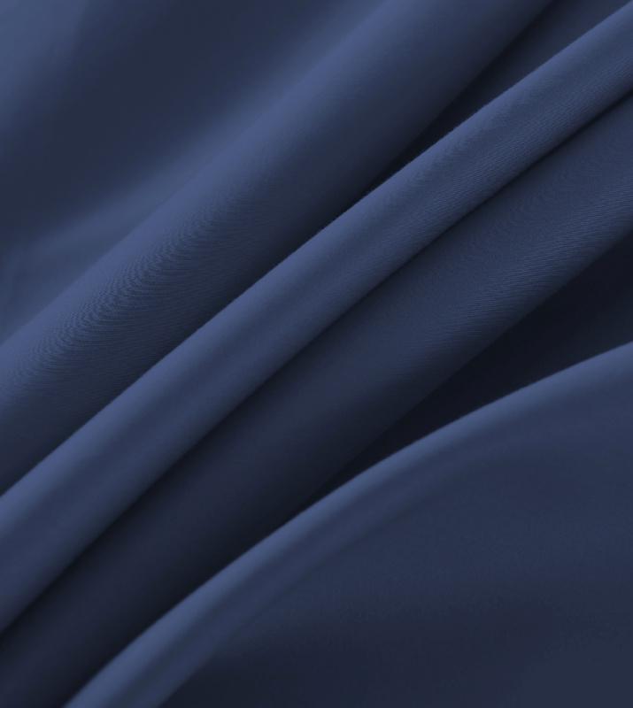 Casablanca Sicili SP055 1200針淨色長絨棉系列 [深夜藍] [5尺寸]