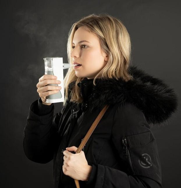 美國Avya 便攜納米蒸氣洗鼻機