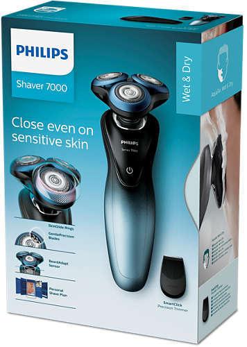 Philips 乾濕兩用電鬚刨 [S7930/16]