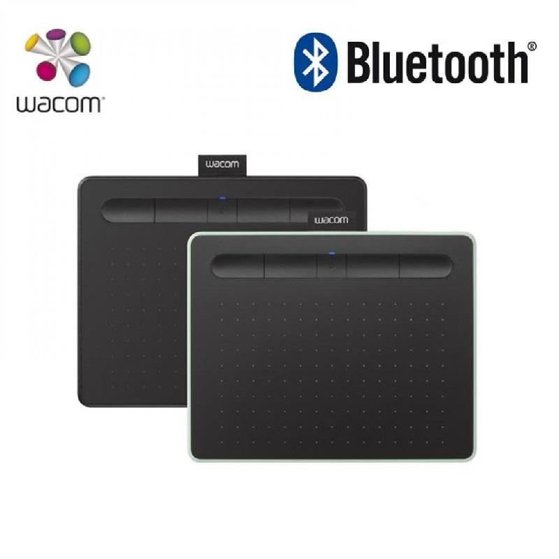 Wacom Intuos M with Bluetooth (CTL-6100WL) 【行貨保養】