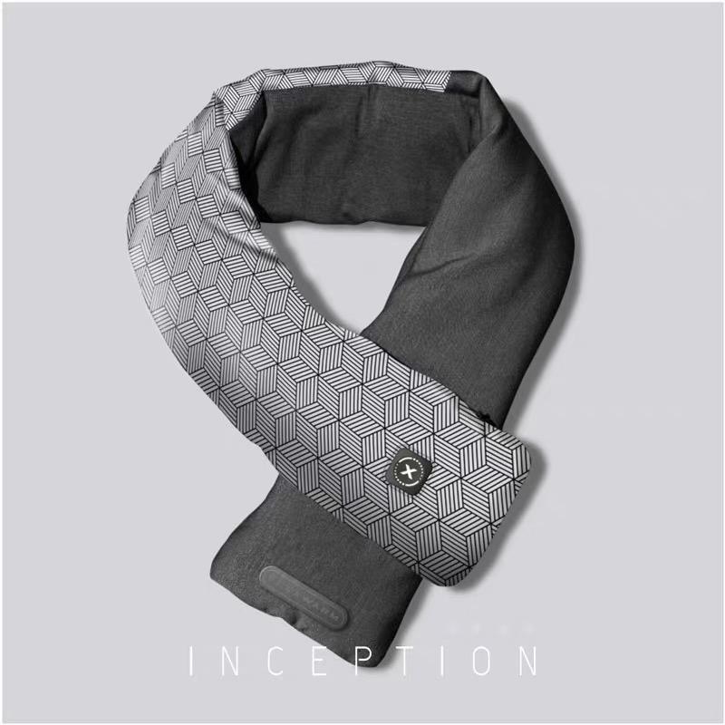 Flexwarm 智能發熱圍巾 [連移動電源] [10色]