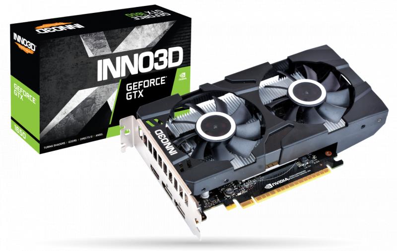 Inno3D Geforce GTX1650 SUPER Twin X2 OC 4GB GDDR6 顯示卡