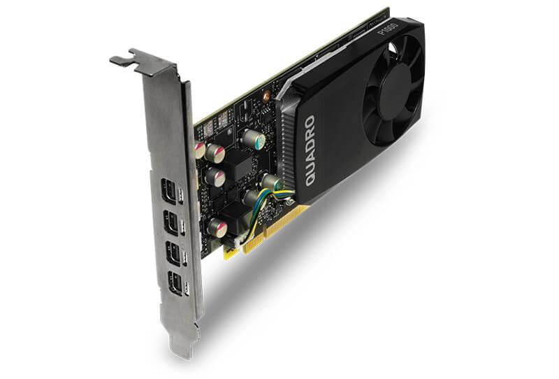NVIDIA Quadro P1000 4GB GDDR5 專業繪圖卡