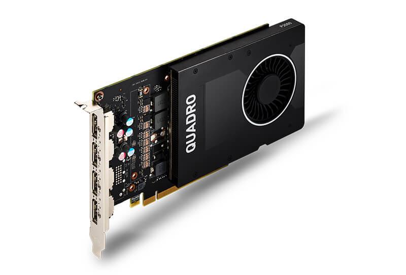 NVIDIA Quadro P2000 5GB GDDR5 專業繪圖卡