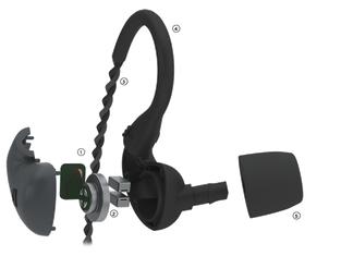 Audiofly AF140 Triple Hybrid 圈鐵混合 三單體 入耳式監聽耳機