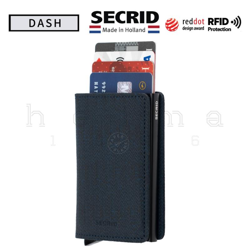 SECRID-Slimwallet-Dash