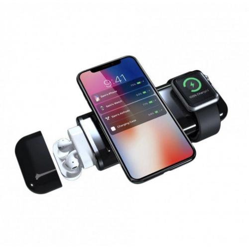 EGO AirAlly 10000mAh Apple 4合1充電器 [2色]