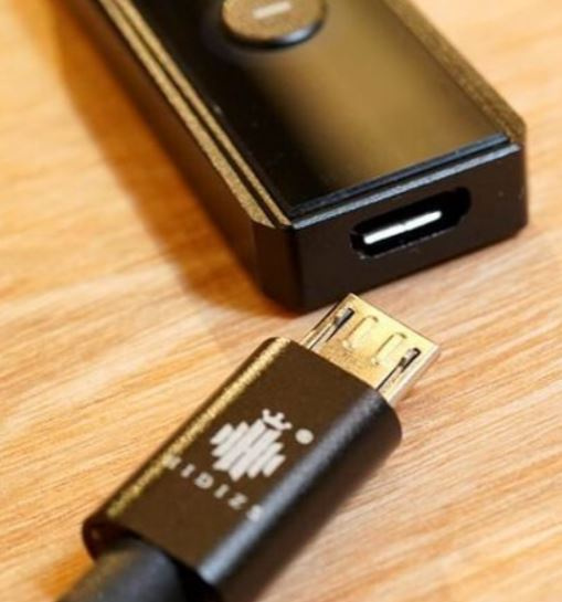 Hidizs S8 隨身耳機耳擴 DAC Amplifier 支援 iPhone Lightning USB Type C [黑色]
