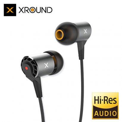 XRound Aero高解析入耳耳機 + XPUMP Premium 3D智慧音效引擎
