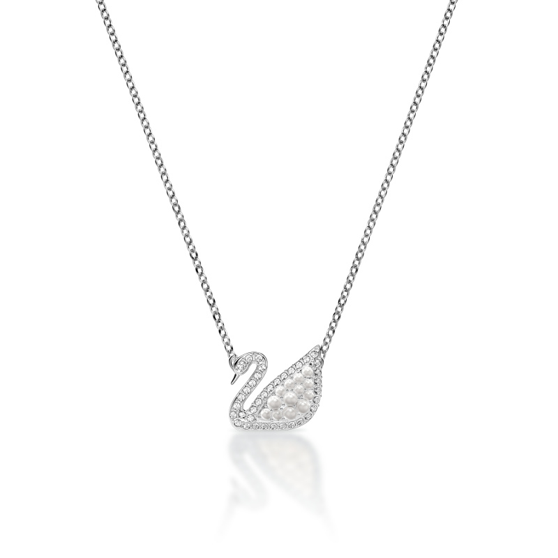 施華洛世奇Swarovski Iconic Swan Necklace 項鏈 (5416605)