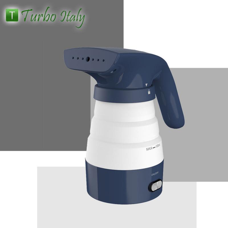 Turbo Italy - 雙電壓摺疊式手提掛燙機 - TGS-F01 (深藍色)