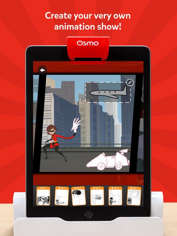 Osmo Super Studio The Incredibles 2 超人特工隊2 配件組 不含底座 香港行貨