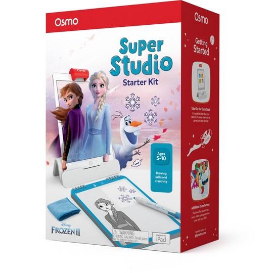 Osmo Super Studio Disney Frozen II 凍雪奇緣 II 配件組 不含底座 香港行貨