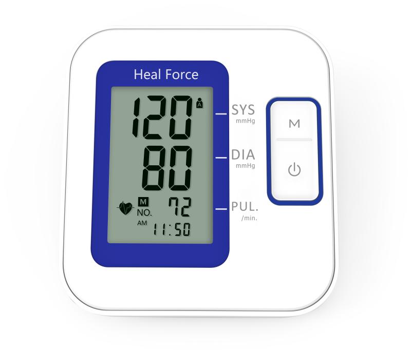 Health Force B01廣東話語音電子血壓計