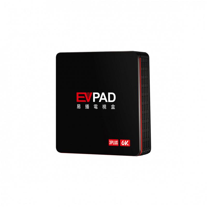 EVPAD - 3 Max/3 Plus 2019 最新易播電視盒子