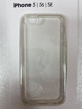 Connect iPhone 5 soft 透明手機殼
