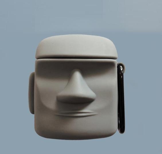 DUM DUM 石像- 矽膠Air Pods 保護套