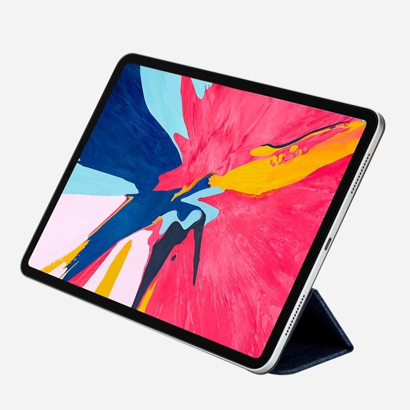 MOMAX Magnetic Flip Cover Case iPad Pro 12.9″ 2018 FSAP18L 【行貨保養】