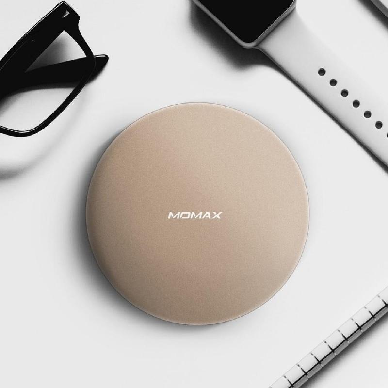 MOMAX Q.Pad Max 15W 超薄無線充電器 UD12 【行貨保養】