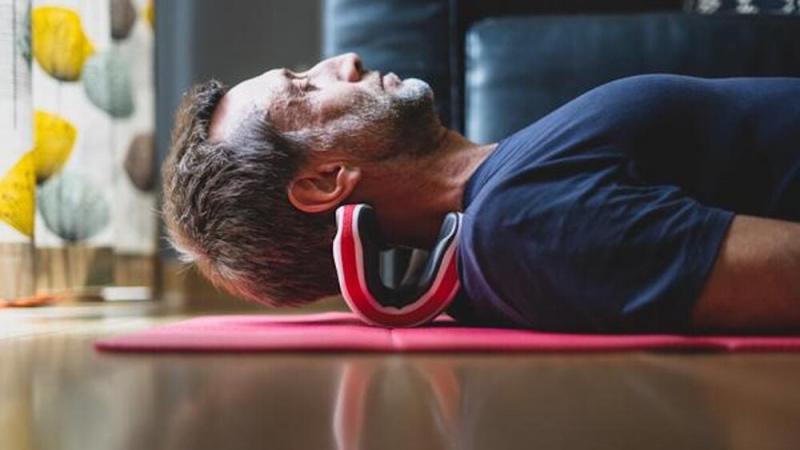 英國Necksaviour   頸部伸展器-Mini款 瑜珈治療師熱烈好評