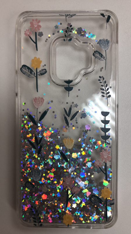 Connect Samsung S9 Hardcase 花草