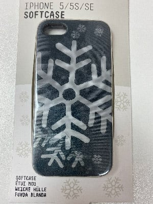 Connect iPhone 5 Softcase - 下雪