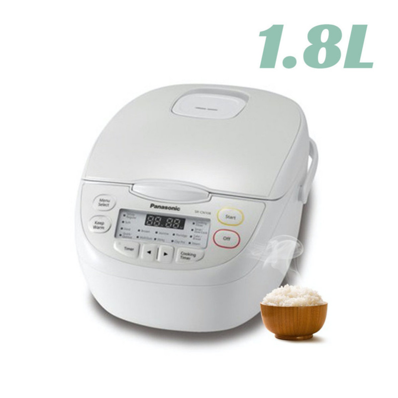 Panasonic - 1.8L 快思邏輯西施電飯煲 - SR-CN188