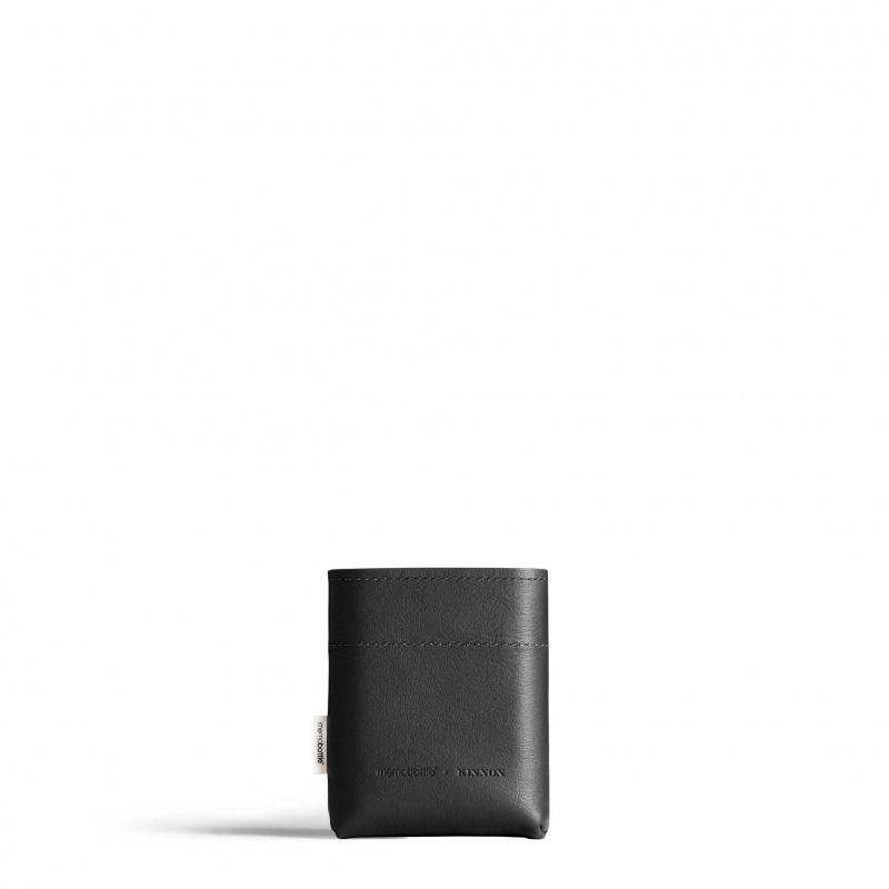 Memobottle - A7 水樽皮革套 黑色 (不包含水樽)