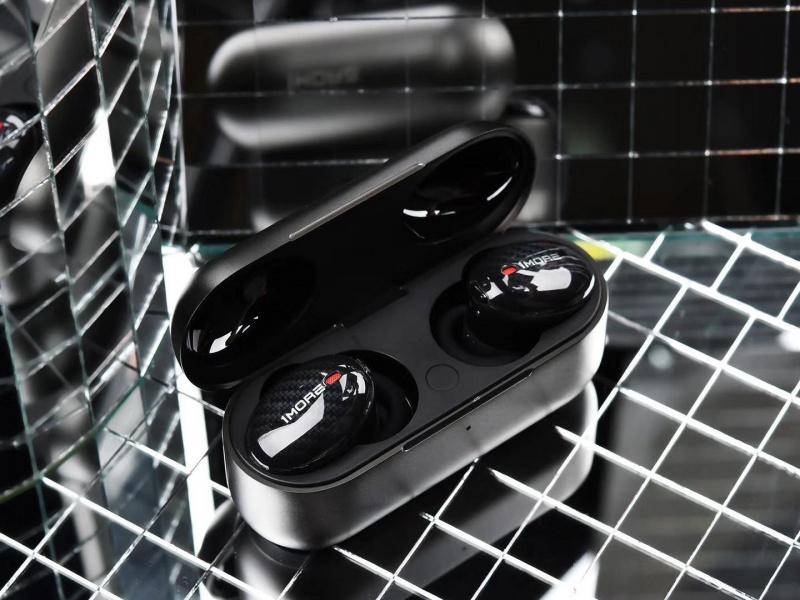 1MORE EHD9001TA 圈鐵主動降噪真無線耳機 加1元換購禮品