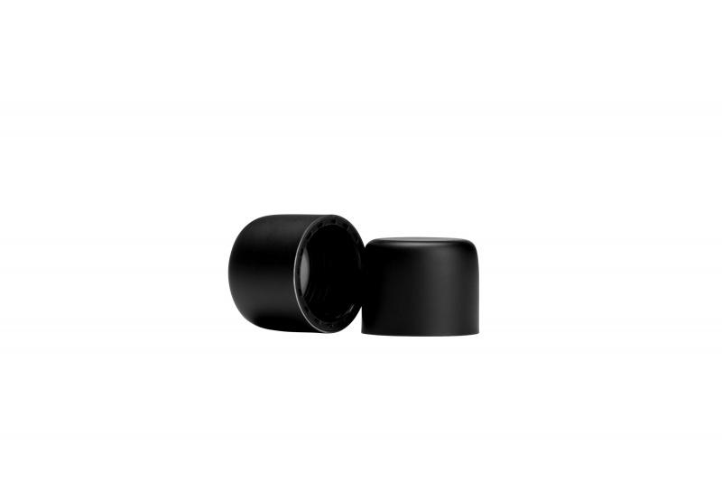 Memobottle - 黑色磨砂蓋 (不包含水樽) - (如此貨品單獨購買 價錢不包運費)
