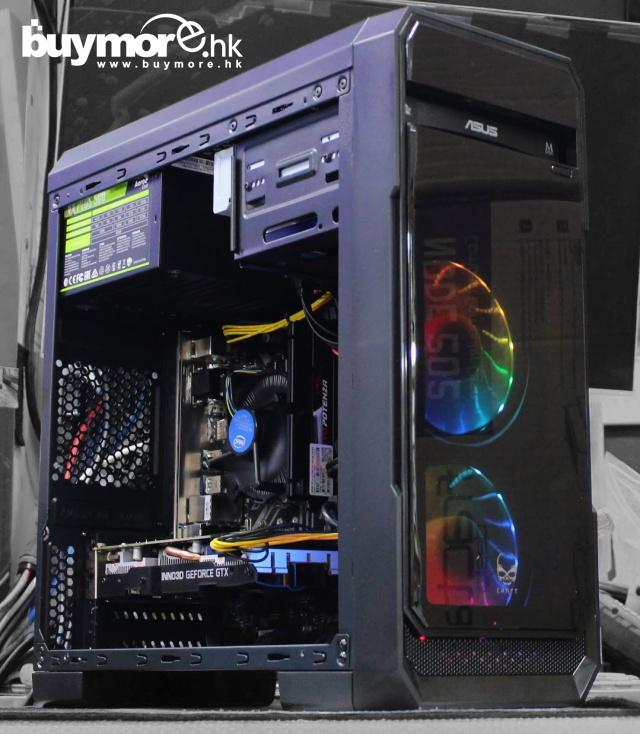 💡【Whatsapp:69696926網上落單】 Intel Core i5-9400F處理器 GIGABYTE GA-H310M S2H主板 APACER DDR4 2666MHz 8GB 記憶體 APACER 240G SSD Inno3D GTX1660 6G GDDR6 顯卡 D12機箱+500