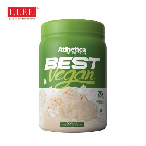 BEST VEGAN全素超級食物蛋白粉500克(椰子)