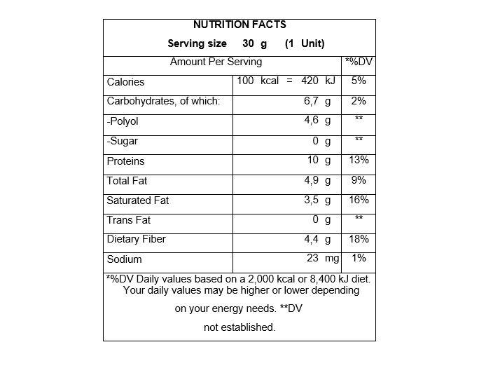 Atlhetica高蛋白營養棒(牛奶朱古力)1盒12條