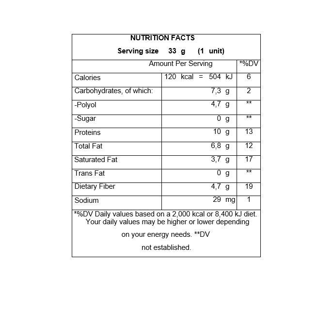 Atlhetica高蛋白營養棒(花生焦糖)1盒12條