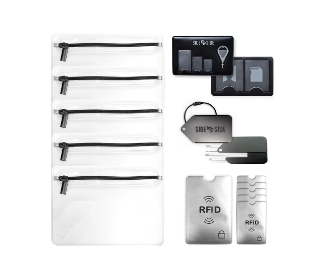 Side By Side Travel Kit #01