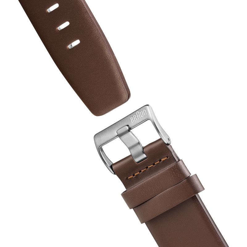 Braun Gents - BN0021 Classic Watch with Brown Leather Strap