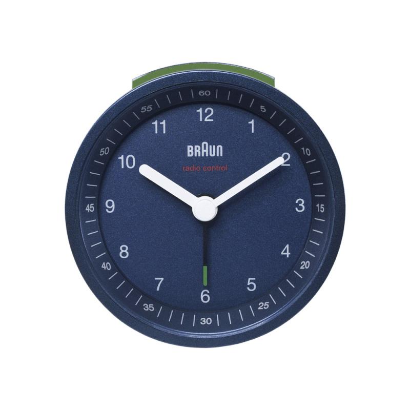 Braun Clocks - BNC007-DCF Classic European Radio Controlled Alarm Clock