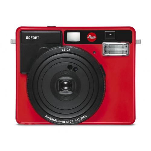 Leica Sofort Red 即影即有相機 [紅色]