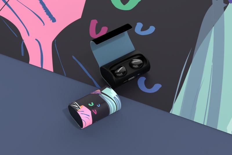 THECOOPIDEA BEANS+ 藍牙5.1 真無線耳機 BEANS PLUS [3色]