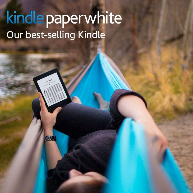 Amazon All-new Kindle Paperwhite (Wifi) (8GB) (2018)