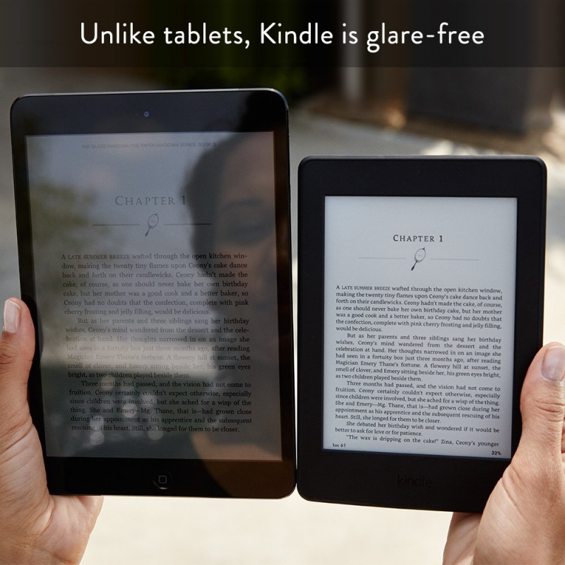 Amazon All-new Kindle Paperwhite (Wifi) (8GB) (2018)