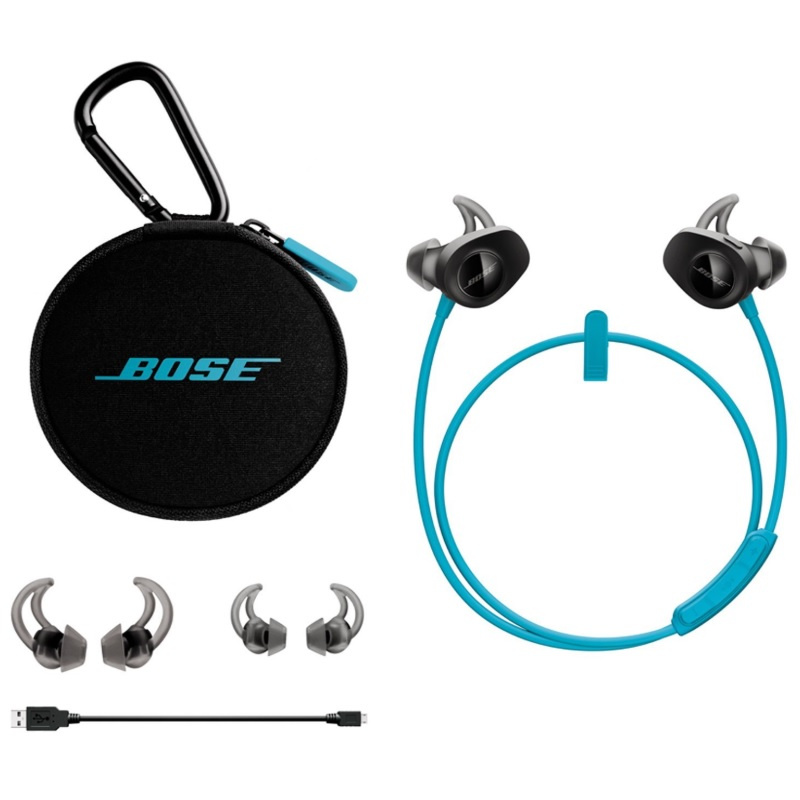 Bose SoundSport Wireless Headphones 【行貨保養】