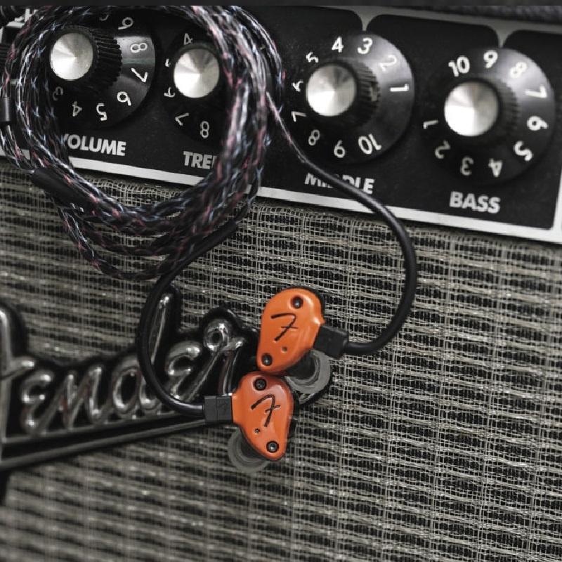 Fender Nine 2 耳機 (日本別注版) 【行貨保養】