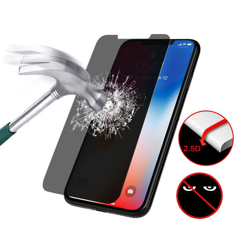 AOE - Apple iPhone 11 Pro / X / XS 買一送一防偷窺Glass Pro+鋼化玻璃保護貼Screen Protector