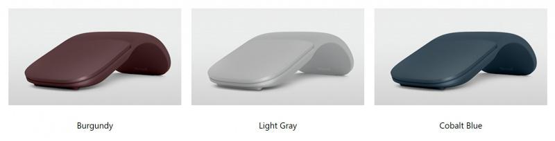 Microsoft Arc Mouse滑鼠 [4色]